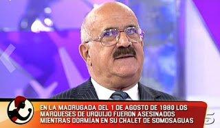 tiempos verbales, mayordomo, Marqués de Urquijo
